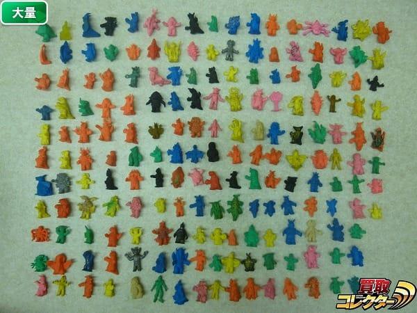 ゴジラ ウルトラマン 怪獣 消しゴム 人形 ポピー 他 184個