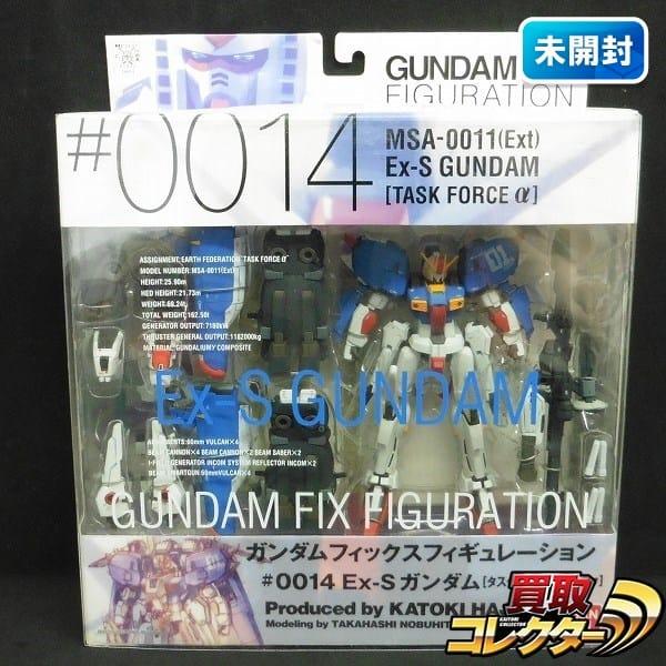 GFF #0014 Ex-S ガンダム タスクフォース・アルファ / センチネル_1