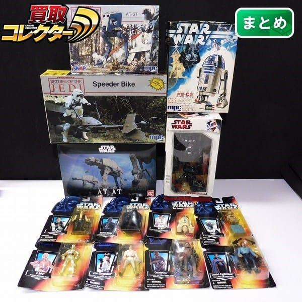 スターウォーズ まとめて フィギュア プラモ R2-D2 C-3PO 他