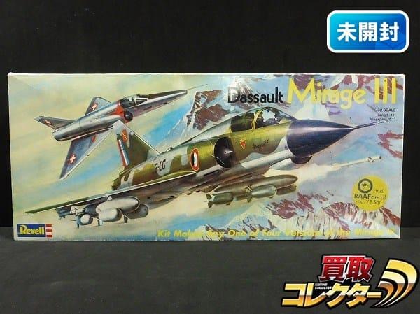 レベル 1/32 ダッソー ミラージュⅢ RAFF デカール付