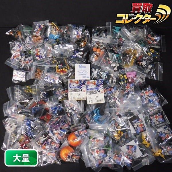 1/400 ガンダムコレクション DX 2 3 4 6 試写会 エクシア他