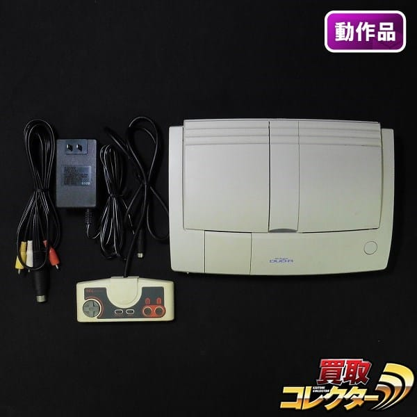 PCエンジン Duo-R 本体 / Huカード CD-ROM2