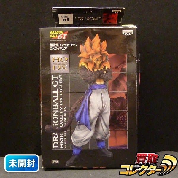 HQDX ドラゴンボールGT スーパーサイヤ人4 ゴジータ