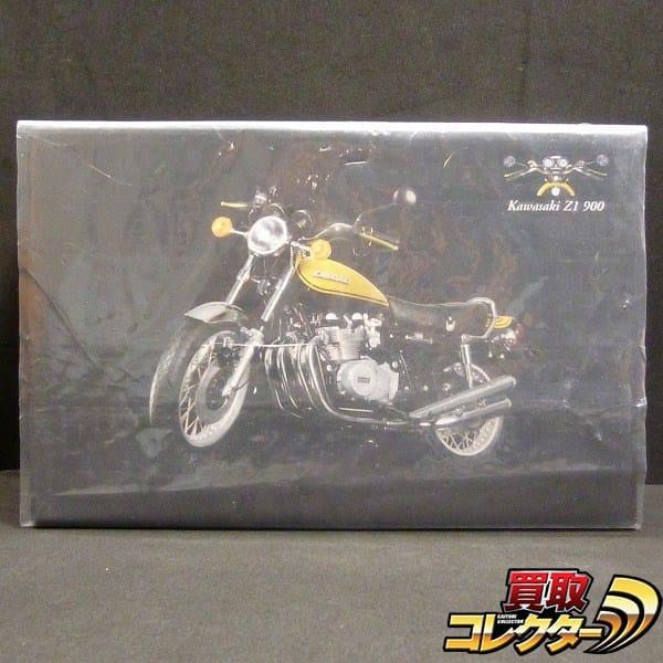 ミニチャンプス 1/12 カワサキ Z1 900 スーパー4 1972 イエロー