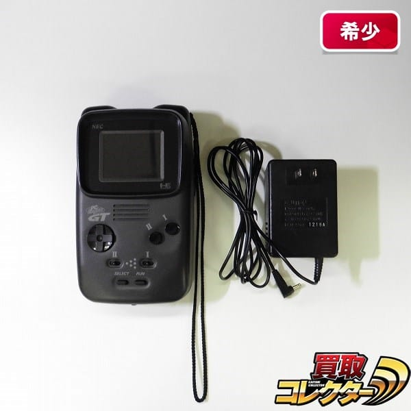 NEC PCエンジン GT / 携帯ゲーム機 ターボエクスプレス