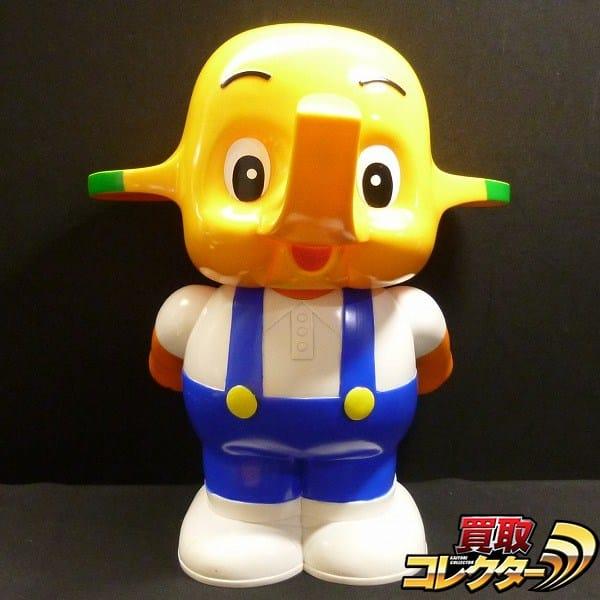 佐藤製薬 サトちゃん 貯金箱 約45cm / 人形 レトロ