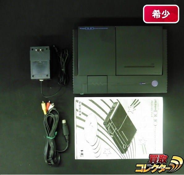 PCエンジン DUO 本体 ケーブル  / デュオ CD-ROM2 Hu-カード
