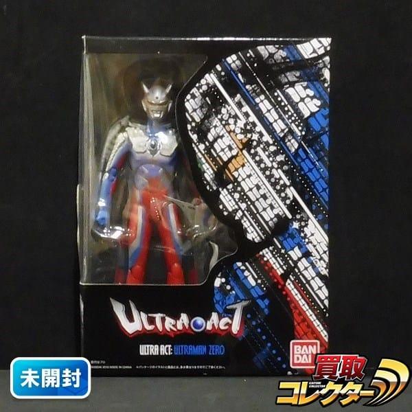 ULTRA-ACT ウルトラマンゼロ ウルトラアクト フィギュア