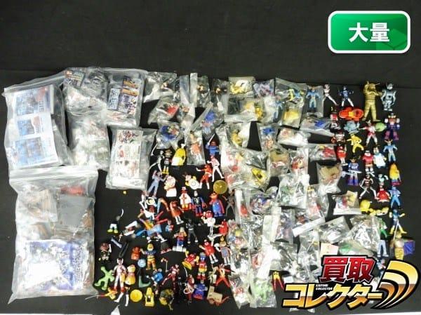 仮面ライダー メタルヒーロー等 ミニフィギュア 他 大量