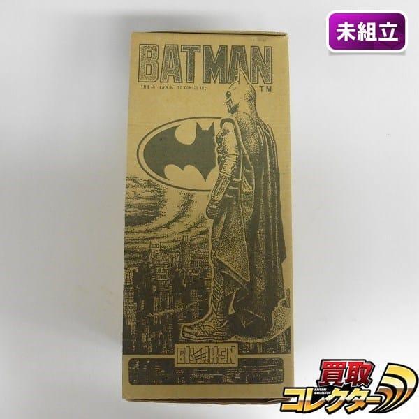 ビリケン商会 バットマン ソフビ キット / DC アメコミ