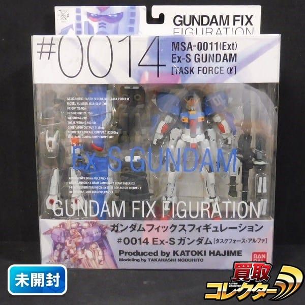 GFF #0014 EX-Sガンダム タスクフォース・アルファ / カトキ