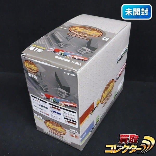 ザ・トレーラーコレクション 1BOX 10個入リ 日野プロフィア 他