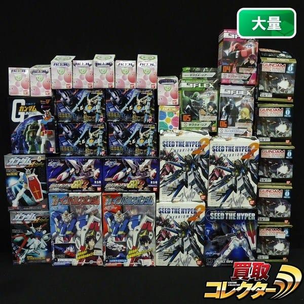 食玩等 ガンダム ミニフィギュア MSセレクションDX2 他 大量