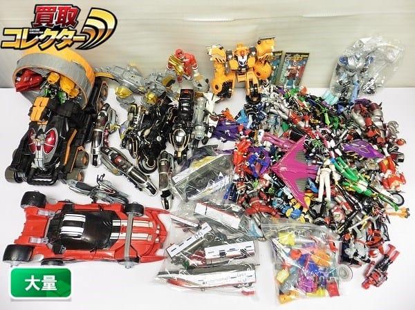 スーパー戦隊 ウルトラヒーロー 仮面ライダー 超合金 R&M他 大量