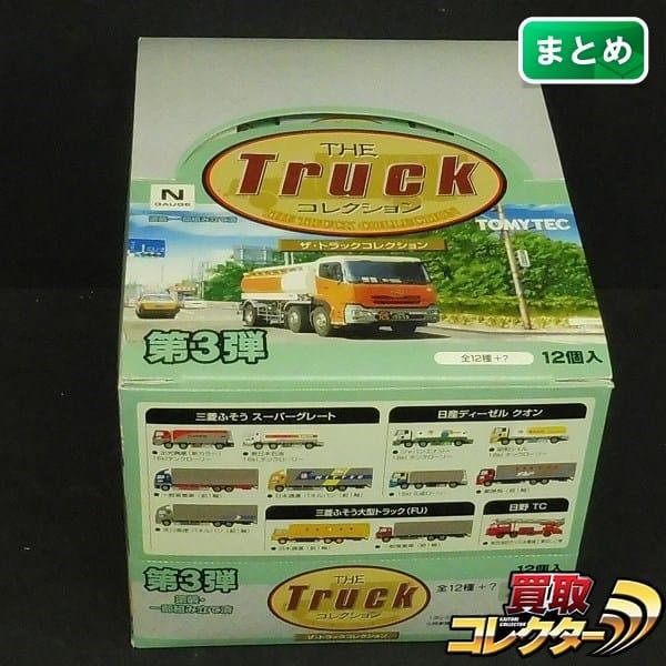 トミーテック Nゲージ ザ・トラックコレクション / ジオラマ