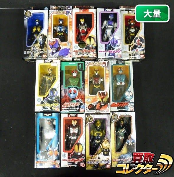 ライダーヒーローシリーズ 旧1号 新1号 ファイズ G3-X 等
