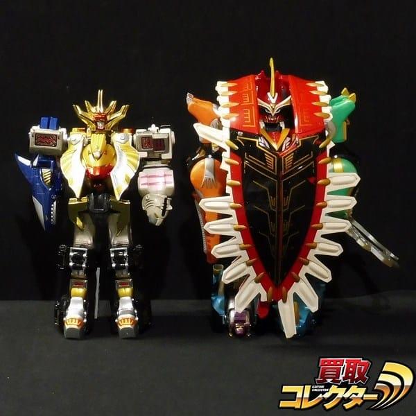 百獣戦隊ガオレンジャー DX超合金 ガオキング ガオイカロス