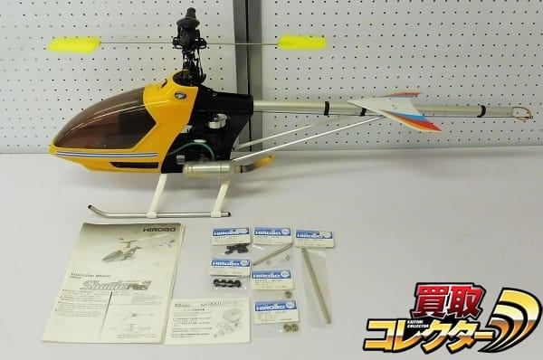 ヒロボー シャトルプラス+2 / エンジン式ラジコンヘリコプター