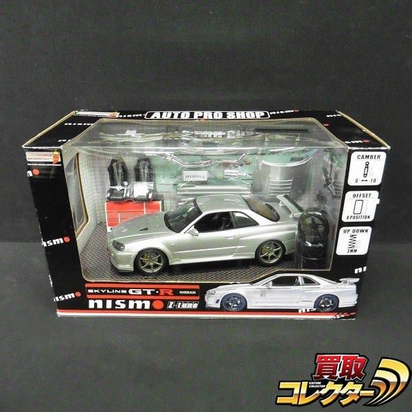 ホットワークス 1/24 スカイライン GT-R BNR34 nismo ニスモ