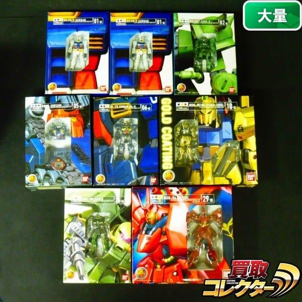 HCM Pro ガンダム RX-78-2 百式 ゴールド MSN-00100 他