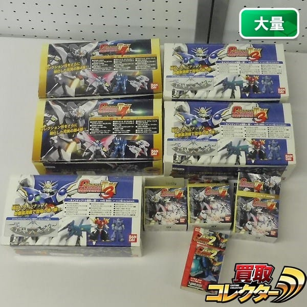ガンダム ミニフィギュア 大量 ガンダムコレクションDX3 DX4 他