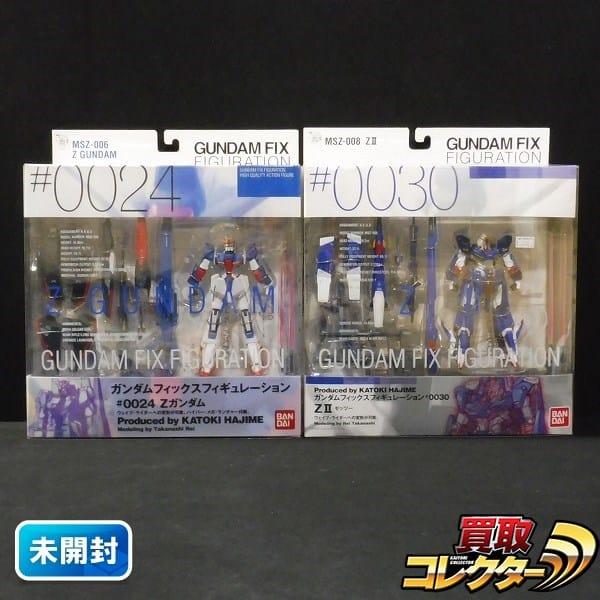 GFF #0024 Zガンダム #0030 ZII ゼッツー / カトキハジメ