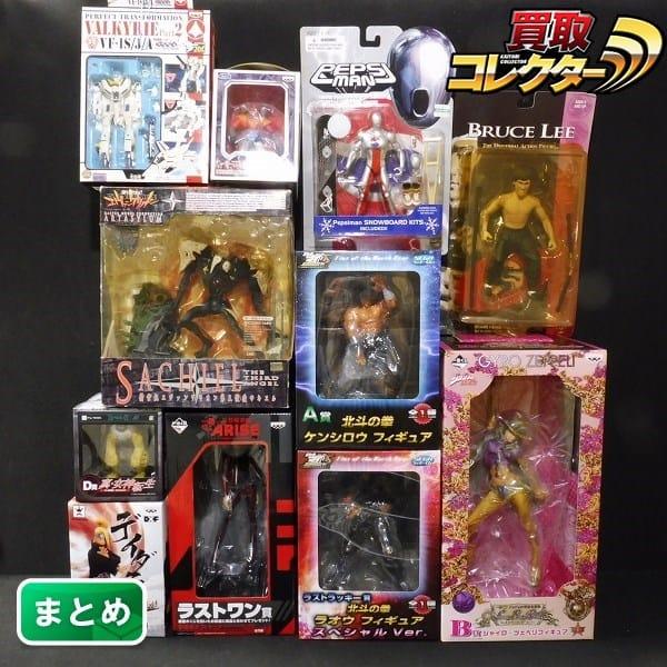 フィギュア 色々 DXF デイダラ 一番くじ ツェペリ サキエル 他
