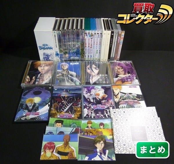 アニメ DVD BLEACH 戦国BASARA テニスの王子様 OVA 劇場版 他