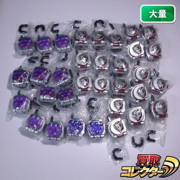 仮面ライダー鎧武  カプセルロックシード03 龍騎 ブドウ 他