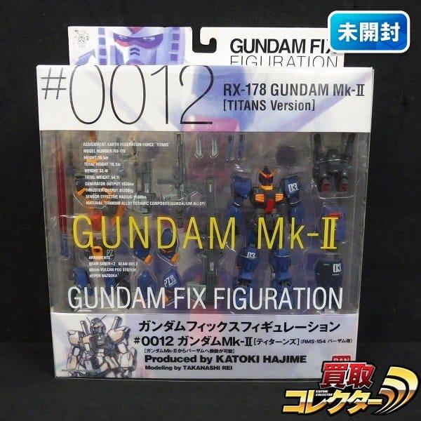 GFF #0012 ガンダムMK-Ⅱ ティターンズ KATOKI / バーザム改
