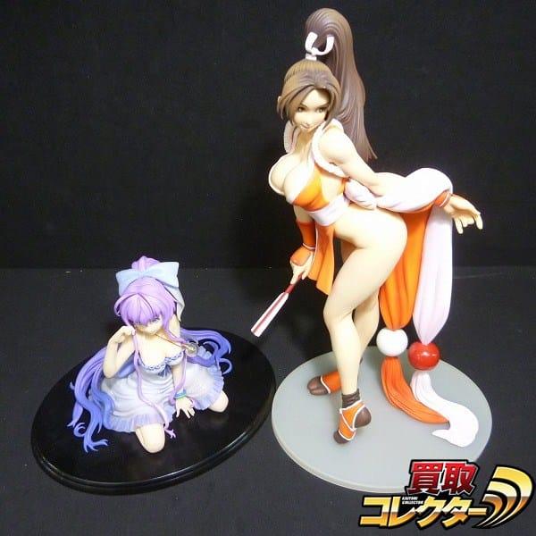 Max Factory 不知火舞 グリフォンエンタープライズ 龍ヶ嬢七々々