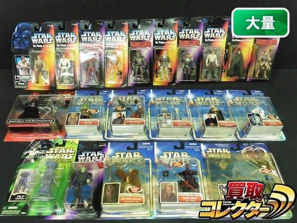 ハズブロ等 スターウォーズ フィギュア 大量 ルーク R2-D2他