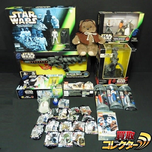STARWARS フィギュア LEGO デストロイヤー ヨーダ ワンパ 他
