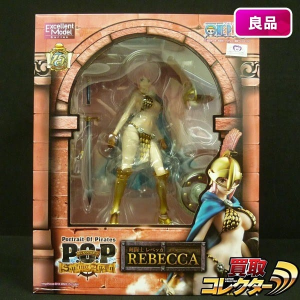ワンピース P.O.P Sailing Again 剣闘士 レベッカ / POP