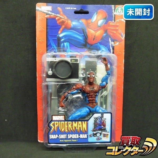トイビズ スパイダーマン 6インチ スナップショット MARVEL