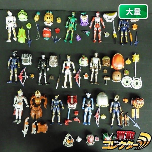 仮面ライダー鎧武 AC 01~13 EX SP バロン 龍玄 斬月 黒影 他