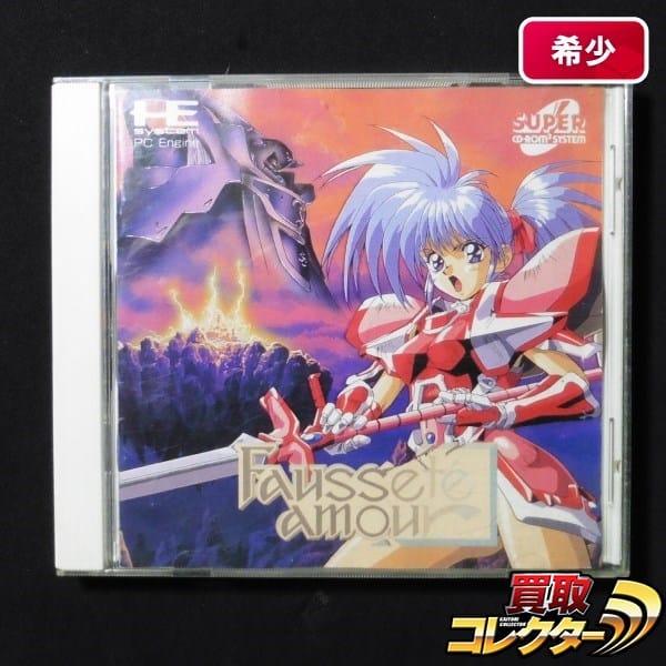 PCエンジン フォーセット アムール / CD-ROM2 PCE