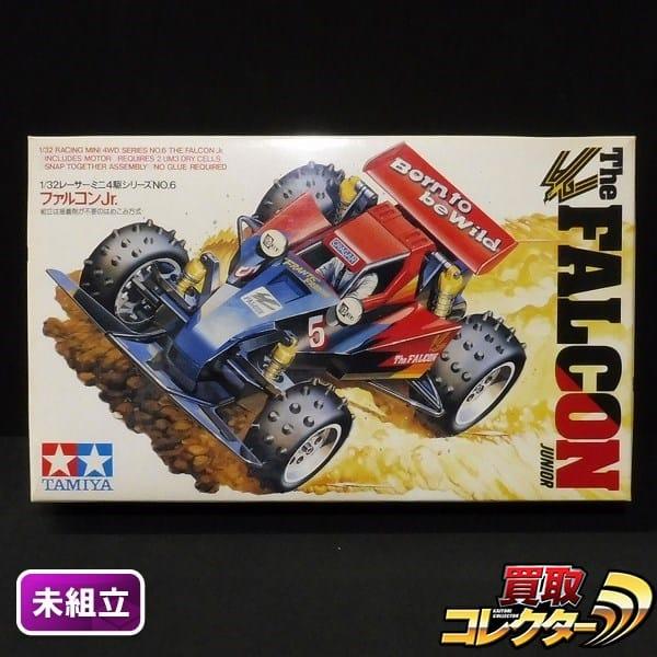 小鹿タミヤ 1/32 レーサーミニ四駆 NO.6 ファルコンJr.