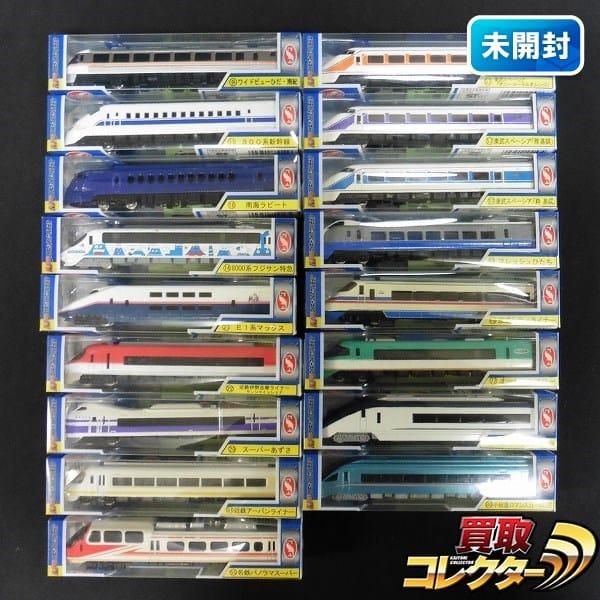 トレーン 大量 ダイキャスト スケールモデル 300系新幹線 他
