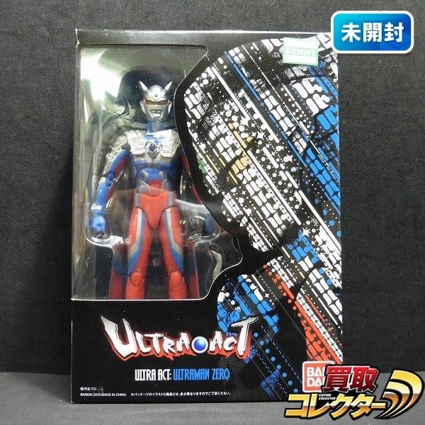 ULTRA ACT ウルトラマン ゼロ BANDAI / 円谷