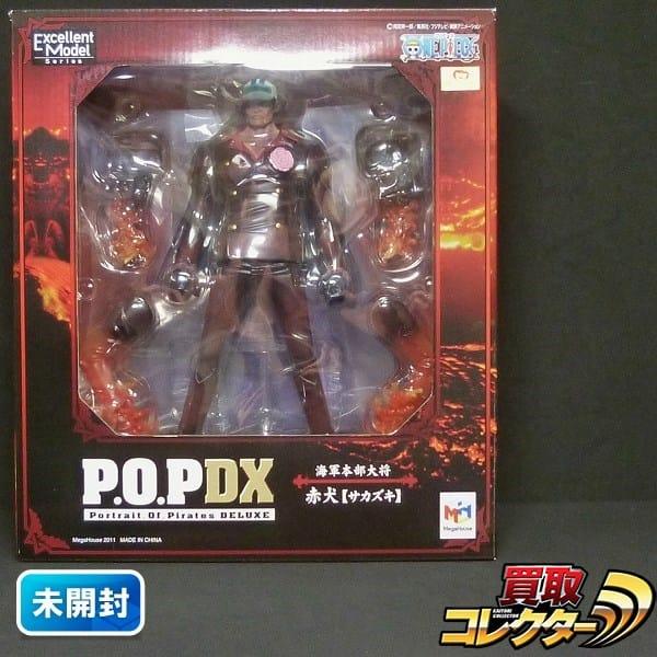 P.O.P DX 赤犬 サカズキ 海軍本部大将 / ONE PIECE