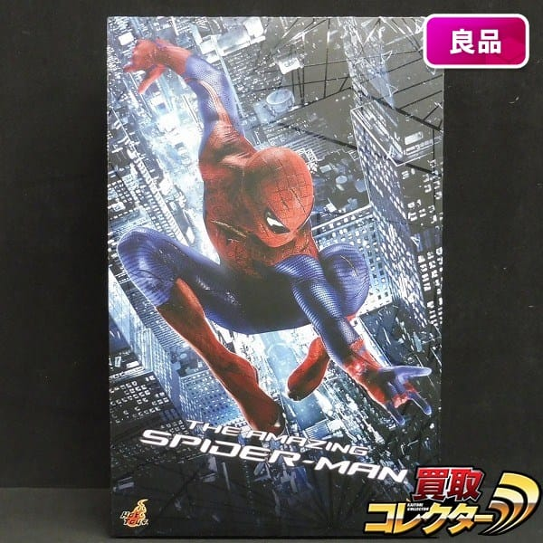 ホットトイズ 1/6 アメイジング・スパイダーマン /MARVEL