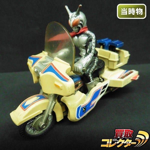 ポピー 当時 ポピニカ 超合金 仮面ライダースーパー1 Vマシーン