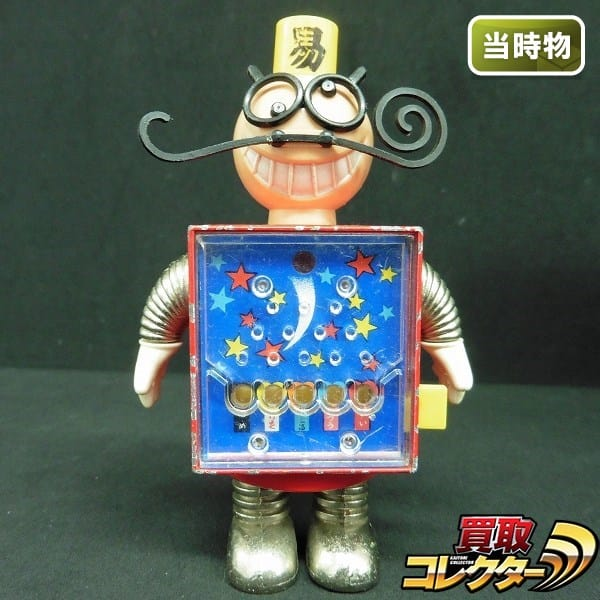 ポピー 当時物 超合金 ロボピン GA-41 / がんばれ!!ロボコン