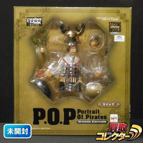 P.O.P STRONG EDITION ウソップ ワンピース / POP