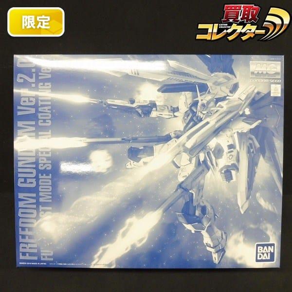 プレバン限定 MG フリーダム Ver.2.0 スペシャルコーティングVer