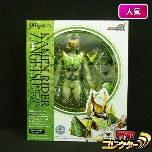 BANDAI S.H.Figuarts 仮面ライダー斬月 メロンアームズ / 鎧武