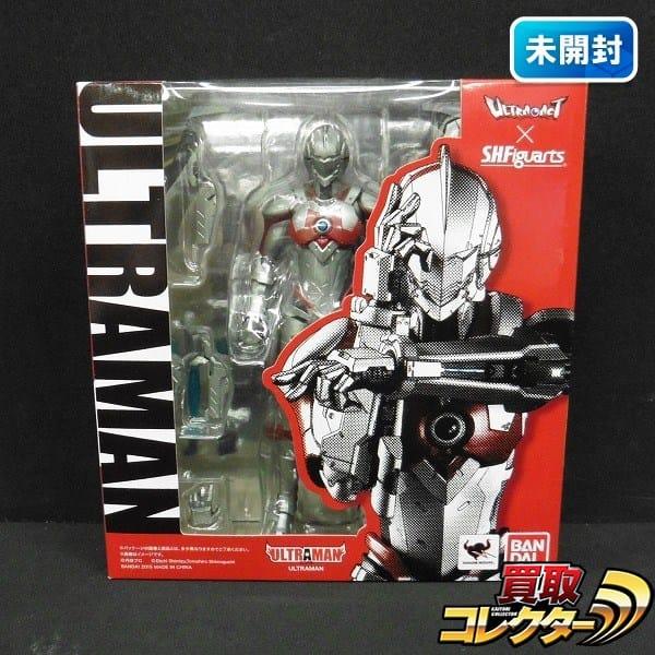 ULTRA ACT × S.H.Figuarts ULTRAMAN ウルトラマン /円谷