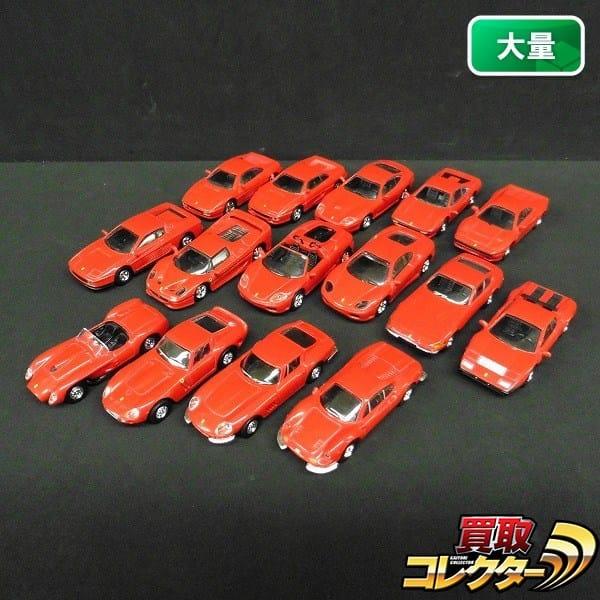 京商 1/64 フェラーリ 288GTO 他 大量 / ミニカーコレクション