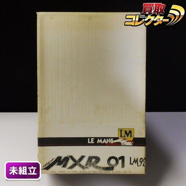 LMミニチュア 1/24 マツダ MXR01 ルマン1992 / ミニカー